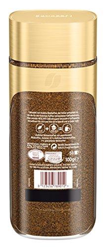 NESCAFÉ Gold Mild, löslicher Bohnenkaffee aus erlesenen Kaffeebohnen, Instant-Pulver, koffeinhaltig & aromatisch, 1er Pack (1 x 100g) - 3