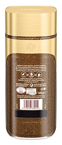 NESCAFÉ Gold Original, löslicher Bohnenkaffee aus erlesenen Kaffeebohnen, koffeinhaltig, vollmundig & aromatisch, 1er Pack (1 x 100g) - 4