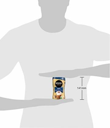 NESCAFÉ Gold Typ Cappuccino Weniger Süß, Getränkepulver aus löslichem Bohnenkaffee, koffeinhaltig, 1er Pack (1 x 250g) - 2