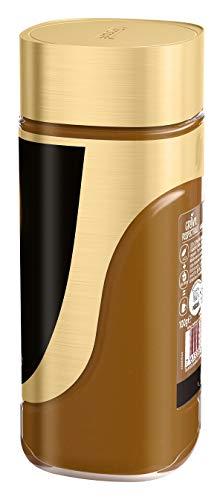 NESCAFÉ Gold Typ ESPRESSO, hochwertiger Instant Espresso mit 100% feinen Arabica Kaffeebohnen, koffeinhaltig, mit samtiger Crema, 3er Pack (3 x 100g) - 3