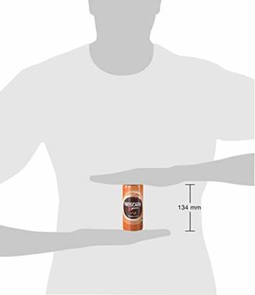 NESCAFÉ Xpress Cappuccino, ready to drink Eiskaffee, 12er Pack (12 x 250ml) - 2