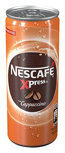 NESCAFÉ Xpress Cappuccino, ready to drink Eiskaffee, 12er Pack (12 x 250ml) - 3