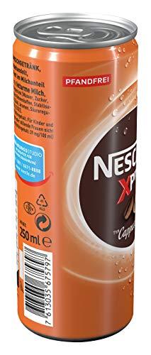 NESCAFÉ Xpress Cappuccino, ready to drink Eiskaffee, 12er Pack (12 x 250ml) - 6