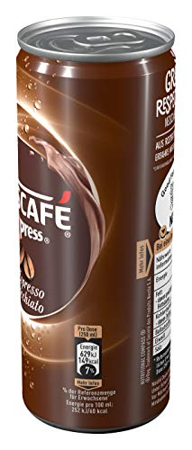 NESCAFÉ Xpress Espresso Macchiato, ready to drink Eiskaffee, 12er Pack (12 x 250ml) - 2