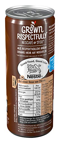 NESCAFÉ Xpress Espresso Macchiato, ready to drink Eiskaffee, 12er Pack (12 x 250ml) - 3