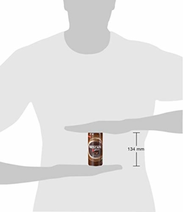 NESCAFÉ Xpress Espresso Macchiato, ready to drink Eiskaffee, 12er Pack (12 x 250ml) - 6