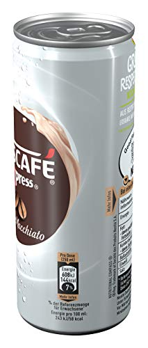 NESCAFÉ Xpress Latte Macchiato, ready to drink Eiskaffee, 12er Pack (12 x 250ml) - 3