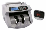 Olympia NC 450 Geldzähler (für Scheine, Echtheitsprüfung, Additionsfunktion, LCD-Display, Geldzähl-Maschine für Euro, Dollar, Pfund etc., Profi Geldscheinzähler mit Update-Funktion) - 1
