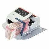 OPNIGHDYMD Tragbare Banknotenzähler mit manuellem Lila Licht Magnetic Counterfeit Counterfeit Counterfeit, Multinationale Banknoten Mini Banknotenzähler - 1