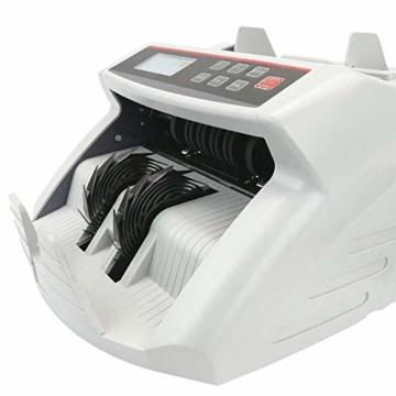 PrimeMatik - Banknotenzähler mit Echtheitskontrolle UV MG1 MG2 - 3
