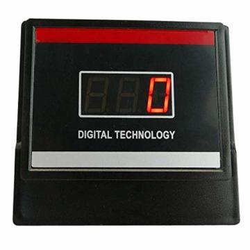 PrimeMatik - Banknotenzähler mit Echtheitskontrolle UV MG1 MG2 - 8