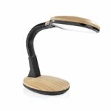 rosch LED-Tischleuchte | Tageslichtlampe, Augenschonend, Energiesparend | flexibler Lampenhals - 1