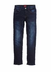 s.Oliver Jungen 5-Pocket Hose, Blau (Blue Denim Stretch 58Z2), 176/REG - 1