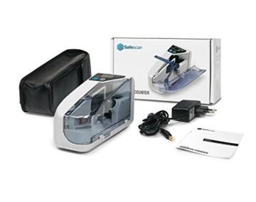 Safescan 2000 - Mobile Geldzählmaschine - 2