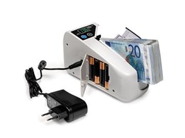 Safescan 2000 - Mobile Geldzählmaschine - 4