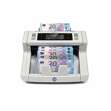 Safescan Automatischer Banknotenzähler - UV-Falschgelderkennung, SAFESCAN 2210 - Banknotenzähler Geldzählmaschinen - 3