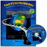 Tastenzauberei Spielheft Band 5 - Klavierschule mit Audio-CD ISBN 9789043145961 - Deutsch, mit CD - 1