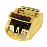 TYX-SS Geldzählmaschine, Mit LED Display Echtheitprüfung Banknotenzähler UV Und MG Systeme,Vergoldet Falschgeld-Detektor - 1
