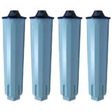 4 Wasserfilter Filterpatronen für Claris blue Jura ENA Kaffeevollautomaten geeignet - 1