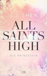 All Saints High - Die Prinzessin - 1