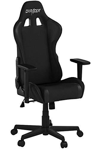 DXRacer Formula Series F11-N Gaming Stuhl aus Stoffbezug, Schwarz - 14