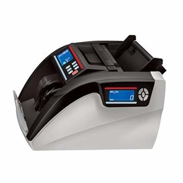 Dybory Automatischer Bargeld-Banknotenzähler Für Mehrere Währungen, LCD-Display Der Geldscheinzählmaschine Mit MG-Fälschungsdetektor, Alle Weltwährungen Und Mehr - 4