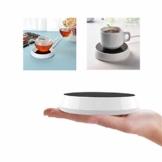 Dyna-Living USB kaffeetassenwärmer,Tassenwärmer USB,Drinks Cup Warmer,Elektrische Tassenwärmer,Elektrischer Kaffee Becher Wärmer,55 ° konstante Temperatur Kaffeetassenwärmer für Tee/Milch/Kaffee. - 1