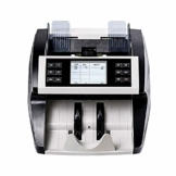 HEMFV Banknotenzähler, Hohe Variable Speed Geldzählmaschinen, mit UV, MG, IR Gefälschte Bill Detector & Frontlader Funktion for Euro/USD/GBP/AUD/JPY/KRW - 1