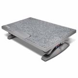 Kensington ergonomische Fußstütze SmartFit SoleMate Pro für den Schreibtisch zur Verbesserung von Körperhaltung, Durchblutung, sowie Rücken- und Beinkomfort, K50345EU - 1