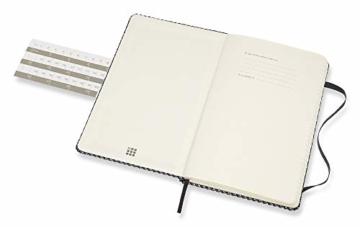 Moleskine - Klassisches Liniertes Notizbuch - Blend Kollektion - Hardcover mit Elastischem Verschlussband - Farbe Grün - Größe A3 13 x 21 - 240 Seiten - 3