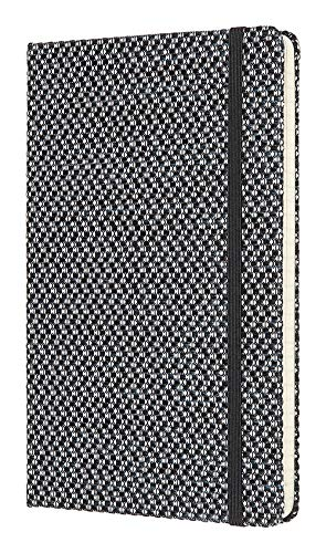 Moleskine - Klassisches Liniertes Notizbuch - Blend Kollektion - Hardcover mit Elastischem Verschlussband - Farbe Grün - Größe A3 13 x 21 - 240 Seiten - 5