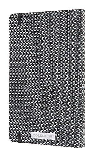 Moleskine - Klassisches Liniertes Notizbuch - Blend Kollektion - Hardcover mit Elastischem Verschlussband - Farbe Grün - Größe A3 13 x 21 - 240 Seiten - 6