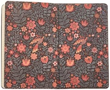 Moleskine - Moleskine Studio Kollektion Notizbuch, Liniertes Papier Notebook, Künstler Dinara Mirtalipova, Hard Cover, Große Größe 13 x 21 cm, 240 Seiten - 4