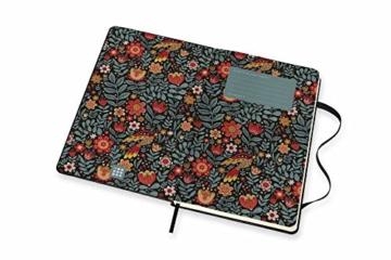 Moleskine - Moleskine Studio Kollektion Notizbuch, Liniertes Papier Notebook, Künstler Dinara Mirtalipova, Hard Cover, Große Größe 13 x 21 cm, 240 Seiten - 6