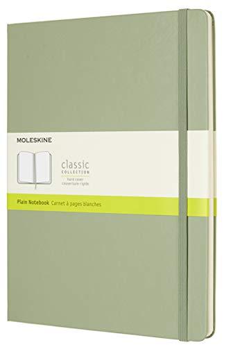 Moleskine Notizbuch Xlarge, Blanko, Hard Cover, Weidengrün - 1