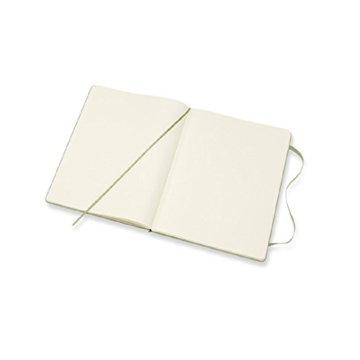 Moleskine Notizbuch Xlarge, Blanko, Hard Cover, Weidengrün - 4