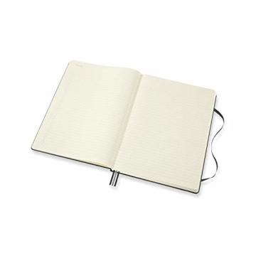 Moleskine - Pro Projektplaner und Notizbuch, Professioneller Terminkalender, Produktivität für Projekte und Projektmanagement, Hardcover, Format 21 x 29,7 cm, Farbe schwarz, 288 Seiten - 3
