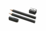 Moleskine Writing Collection, Holz-Kollektion, Bleistift-Set schwarz - 1