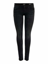 ONLY Damen Onlfcoral Sl Sk Jns Bb Az141700 Noos Jeans, Schwarz (Black Denim Black Denim), 29W 30L EU - 1