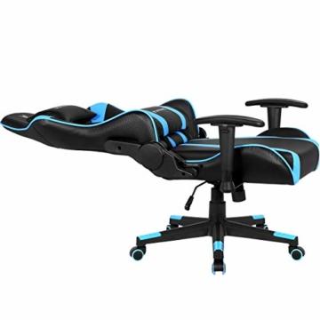 Oversteel ULTIMET - Professioneller Gaming-Sessel, Blau - 2