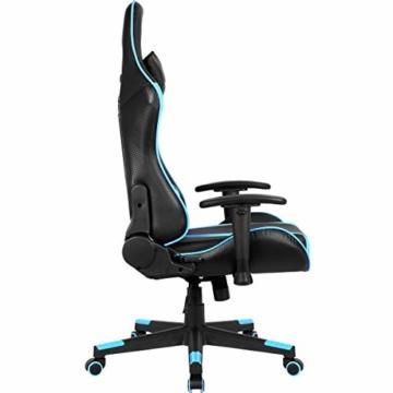 Oversteel ULTIMET - Professioneller Gaming-Sessel, Blau - 4
