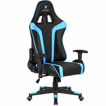 Oversteel ULTIMET - Professioneller Gaming-Sessel, Blau - 5