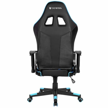 Oversteel ULTIMET - Professioneller Gaming-Sessel, Blau - 6