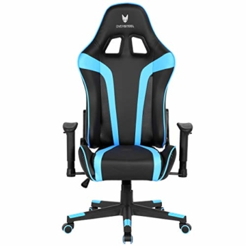 Oversteel ULTIMET - Professioneller Gaming-Sessel, Blau - 8
