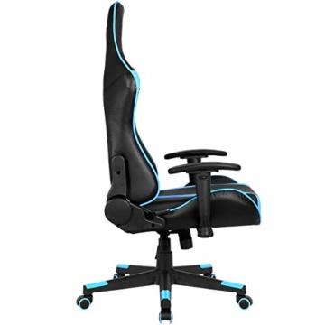 Oversteel ULTIMET - Professioneller Gaming-Sessel, Blau - 9