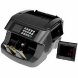 PrimeMatik - Banknotenzähler und Fälschungsdetektor IR MG MT UV RGB - 1