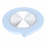 Pusokei Tassenwärmer - Becherwärmer, 55 ℃ Multifunktionaler USB-Smart-Kaffeewärmer mit rutschfestem Schwammpad unten(Blau) - 1