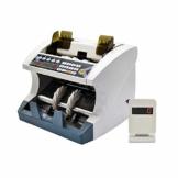 QWERTOUY Automatische Banknoten-Geldschein-Zähler-Mehrwährungs-Zählmaschine für Euro- / USD- / GBP- / AUD- / JPY- / KRW-Firmenbank - 1