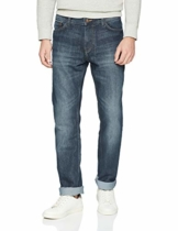 TOM TAILOR Herren Marvin Straight Jeans, Blau (Mid Stone Wash Denim 785), 34W / 32L - 1