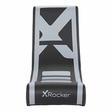 X Rocker Video Rocker V2 - Floor Rocker Gaming Stuhl | Silver - 3